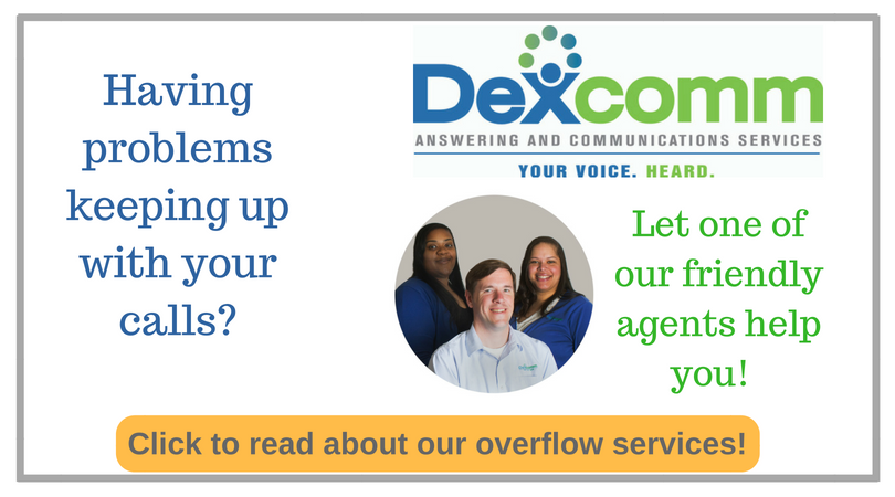 Dexcomm Overflow Services
