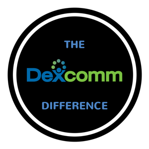 THE Dexcomm Difference Circle