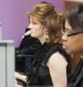 Dexcomm virtual receptionist services