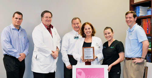 Cancer Center of Acadiana_ Award of Compassion