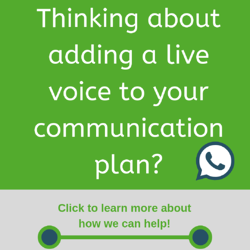 Live Telephone Answering