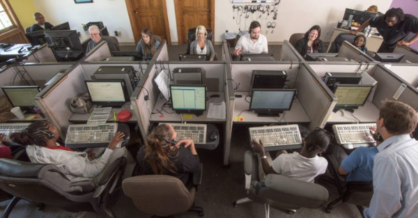 call center answering service