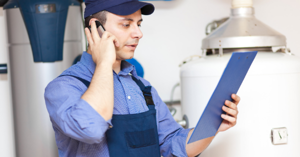 call scripts for plumbers