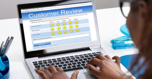 increasing customer reviews for your plumbing business