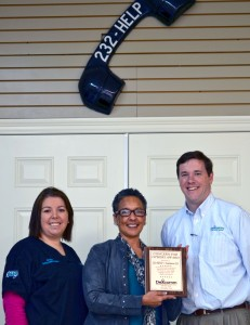 232-Help/ Louisiana 211 Concern for Others Earns Professional Excellence Award