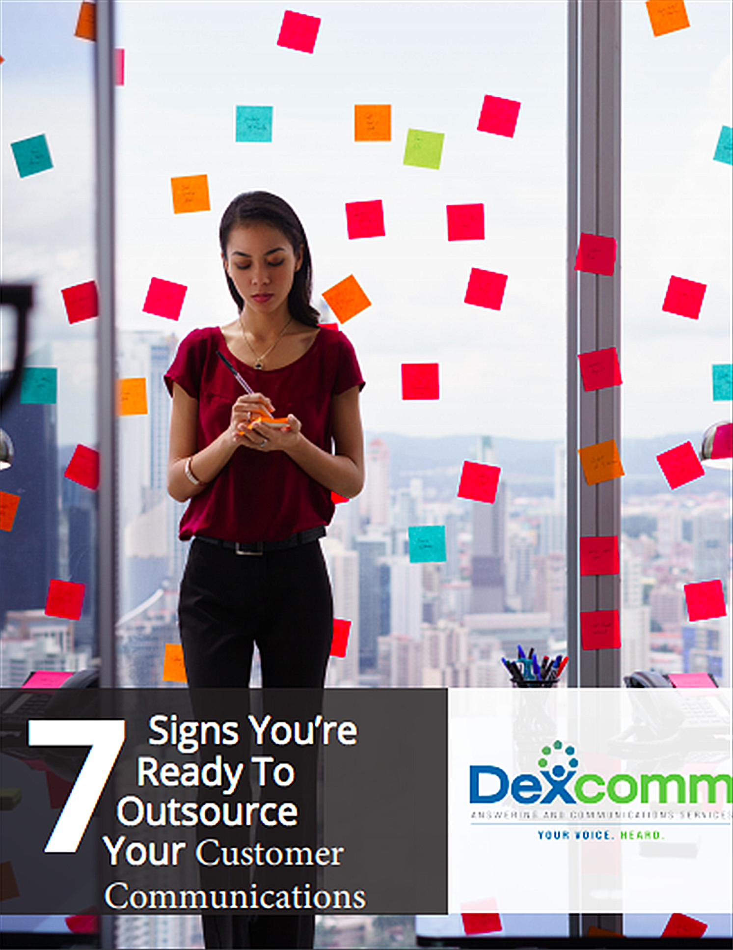 7 Signs You're Ready to Outsource Your Customer Communications - eBook